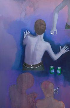 Lavender Ozone by Thomas Eggerer at Maureen Paley | Ocula