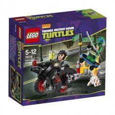 DEOOOOOOXX los nuevos set!!!! TMNT Turtle Sub Undersea Chase & Karai Bike Escape Lego Sets Revealed - TMNT