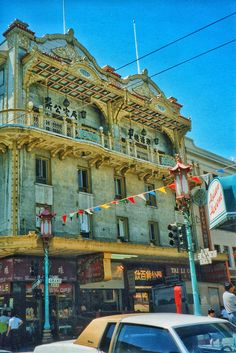 San Francisco Chinatown is the largest Chinatown outside of Asia as well as the oldest Chinatown in North America. It is one of the top tourist attractions in San Francisco. https://www.picturedashboard.com