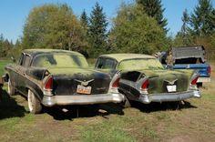 Barn Find Projects for Sale | 1958 Packard Studebaker Sedan Barn Finds For Sale