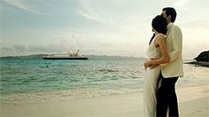you have to go here and watch Kim+Adam's Short Film. Their wedding was amazing..on a yacht weekend cruise!