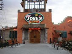 No Way Jose's Pigeon Forge & Gatlinburg Tenn. This is one of our favorite dining spots in Gatlinburg! We go everytime we are in Smoky Mountains! In Pigeon Forge - this location is in Walden's Landing! Gatlinburg Vacation, Gatlinburg Tennessee, Tennessee Vacation, Pigeon Forge Restaurants, Smoky Mtns, Smoky Mountain, Pigeon Forge Tennessee, Mountain Vacations, Vacation Places