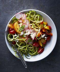 Spiralizer Farmer's Market Salad | Williams-Sonoma Test Kitchen's 10 Favorite Recipes of 2014