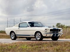1965 Shelby GT350.