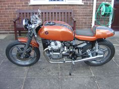 1980 Honda CX500 Cafe Racer by Ray, Tipton, West Midlands, UK (Tel. 07812 111797)