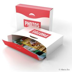 This Ahni & Zoe compact, sturdy, photo-safe box is a simple, practical way to organize, store and carry up to 150 photo prints!  Just $9.50  www.ahniandzoe.com/lstern