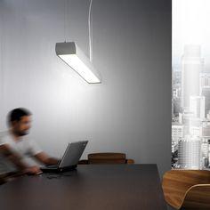1000 images about oficinas on pinterest puertas hunter - Lamparas de oficina ...