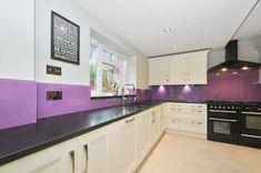 Kitchen with Granite worktops - Look over for more images  http://www.ebstonekitchens.co.uk/portfolio/howards-wood-drive-gerrards-cross-sl9