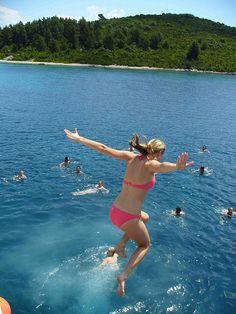 Sail Croatia!... Ok, twist my arm!
