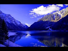 Got To Tell Somebody - Don Francisco (+playlist) Winter Mountain, Mountain High, Mountain Wallpaper, Lake Photos, Alpine Lake, Seen, Beautiful Places To Visit, Countries Of The World, Nature Photos