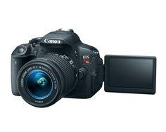 Amazon.com : Canon EOS Rebel T5i Digital SLR with 18-55mm STM Lens : Camera & Photo