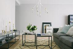 The Corner House - Living room  - Wingårdhs Arkitekter - Paris Forino - ESNY - Eklund Stockholm New York