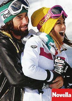 Giorgia Palmas e Vittorio Brumotti innamorati in montagna: le foto - Foto e Gossip by Gossip News