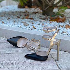 Stiletto Shoes, High Heels Stilettos, Women's Shoes Sandals, Shoe Boots, Gorgeous Heels, Crazy Shoes, Shoe Game, Fashion Shoes, Woman Shoes