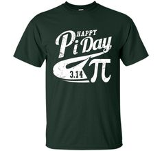 Happy pi day 2017 T Shirts, March 14th T Shirt