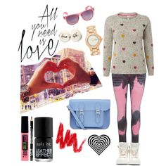 All you need is love, created by kirac on Polyvore