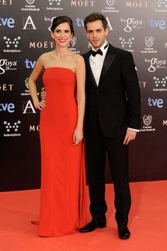 Marc y Ainhoa Clotet de Giorgio Armani