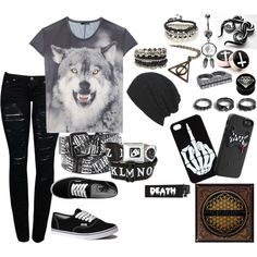"""""""Empire"""" by wwwwwwwcooki3monst3rwwwwwww on Polyvore I SEE BRING ME THE HORIZON"""