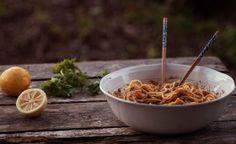 Spaghetti crudisti allo scoglio