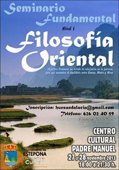 SEMINARIO FUNDAMENTAL FILOSOFÍA ORIENTAL