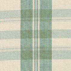 KHIMANI+PLAID, Aqua, W88009, Collection+Cypress+from+Thibaut