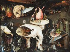 Jérôme Bosch (date : 1503 !)