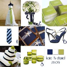 southern nautical weddings | are going going nautical without using too many nautical items i would ...