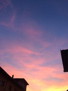 Sunset Summer Sky