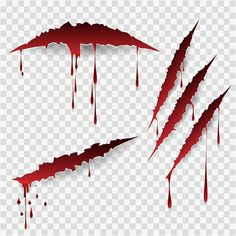 Buy Bloody Scratch Marks by vectortatu on GraphicRiver. Vector scratch marks with blood drops Background Wallpaper For Photoshop, Studio Background Images, Background Images For Editing, Banner Background Images, Picsart Background, Paper Background, Png Images For Editing, Claw Tattoo, Blood Drop