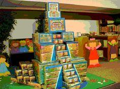 6-foot Mayan pyramid - Mayan Week