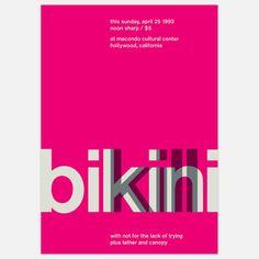 (11) Fab.com | Bikini Kill, 1993 17x23.75