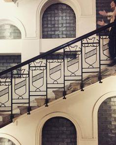 #mısırapartmanı #masterpiece #architecture #istanbul #stairs...