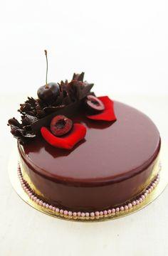Домашняя работа - Торт Rouge noir