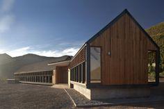 Casa de Cata Viña Maipo / Claro+Westendarp