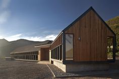 Wine Tasting House in Maipo Winery / Claro+Westendarp