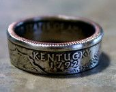 Custom Coin Rings pick your State and year