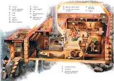 """Secrets of the Gnomes"" Villa Haig illustrated Rina Poortflita (Rien Poortvliet)"