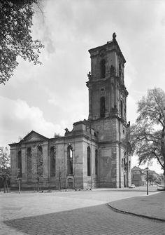 Ruine der Garnisonskirche Prussia, Berlin Germany, Kirchen, Dresden, Dom, Notre Dame, Europe, Architecture, Building