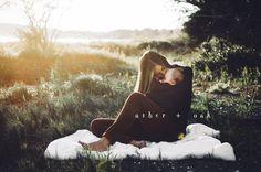 Gorgeous light, beautiful connection <3  Moody and Filmy Motherhood Portrait by Asher + Oak Photography / Boston + Massachusetts Photographer / Maternity, Baby, Newborn, and Family / More at asherandoak.com