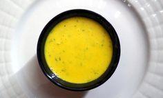 Thanksgiving sauce: balsamic vinaigrette with Dijon mustard