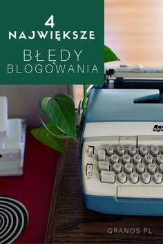 Zaczynasz blogowanie i wszystko jest dla Ciebie zupełnie nowe? A może już od pewnego czasu jesteś w blogosferze? W internecie znalazłeś pewnie niejedną informację jak działać, żeby Twój blog odnosił zamierzony sukces. A dowiedziałeś się, jakie są największe błędy blogowania? Dziś postanowiłam Ci o nich opowiedzieć.