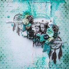 2Crafty Chipboard - Karine Gagnon