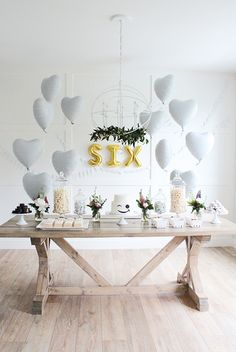 Deco Boho Chic: A bonitísima LEGO birthday party in white and gold!