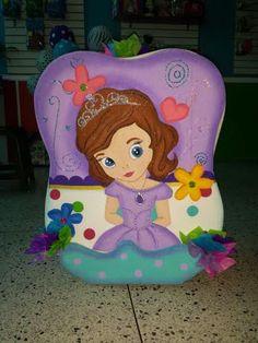 Piñata de Sofia