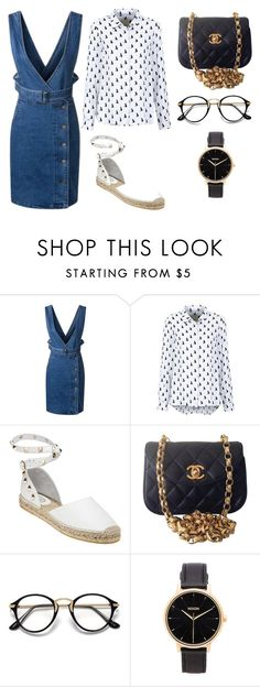 """Friday Yeay!"" by rostianarahayu on Polyvore featuring Ash, Chanel and Nixon"
