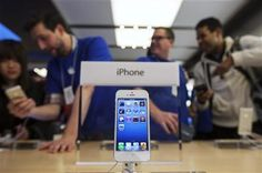 Apple takes smartphone top spot from Google in U.S. - research