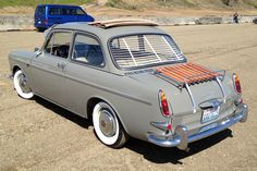 65 Volkswagen Notchback.