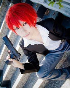 . Anime : Assassination Classroom Character : Karma Akabane Coser : MiAn…