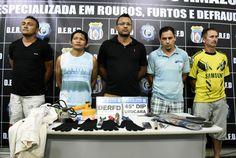 Bando apontado como autor de furto tentado à agência dos Correios de Urucará é preso