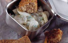 Lækre frikadeller, brug dem til kartoffelsalaten, til andre salater eller til madpakken